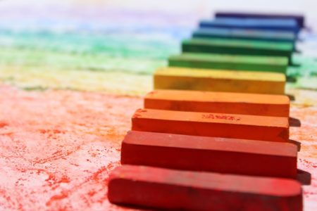 beeswax crayons tutorial