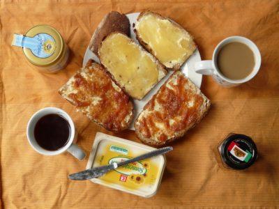 Honey as Ingredients